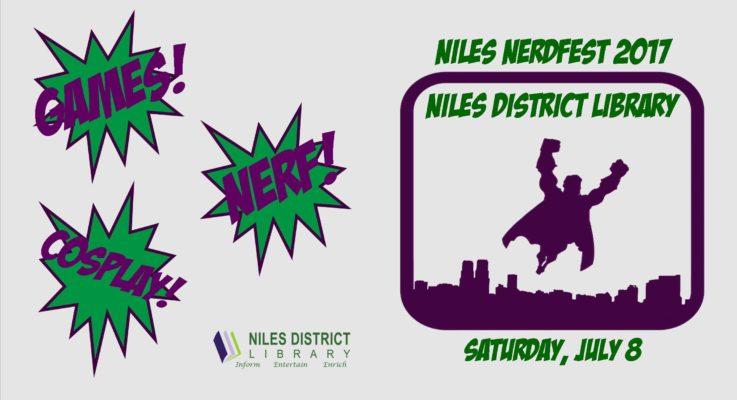 Niles NerdFest 2017