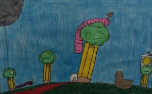 Pencil Road