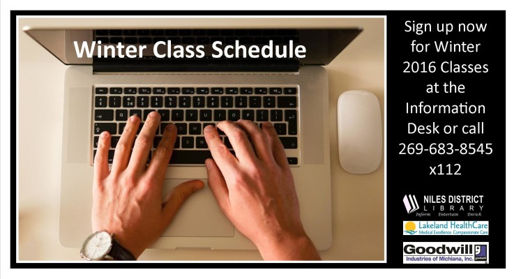 Winter 2016 Classes
