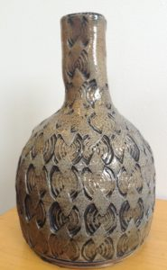 blue-brown-vase