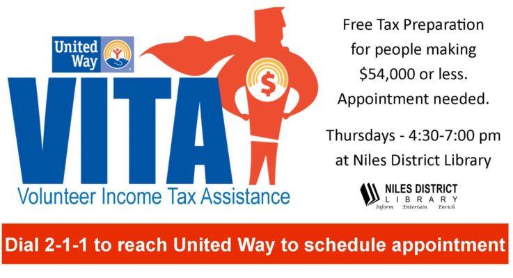Volunteer Income Tax Assistance – VITA