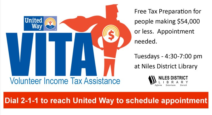 Volunteer Income Tax Assistance – VITA
