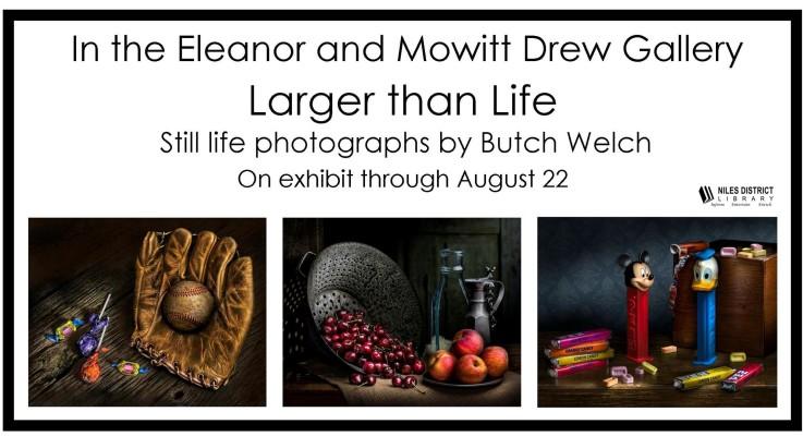 Eleanor and Mowitt Drew Gallery
