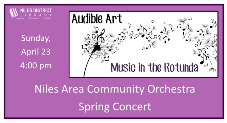Niles Area Community Orchestra Spring Concert