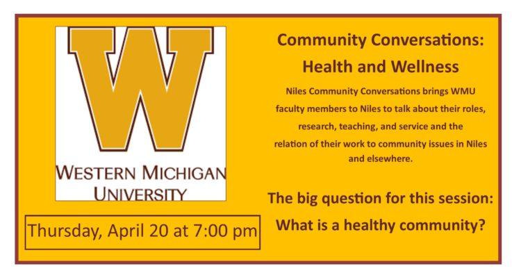 Community Conversations with WMU