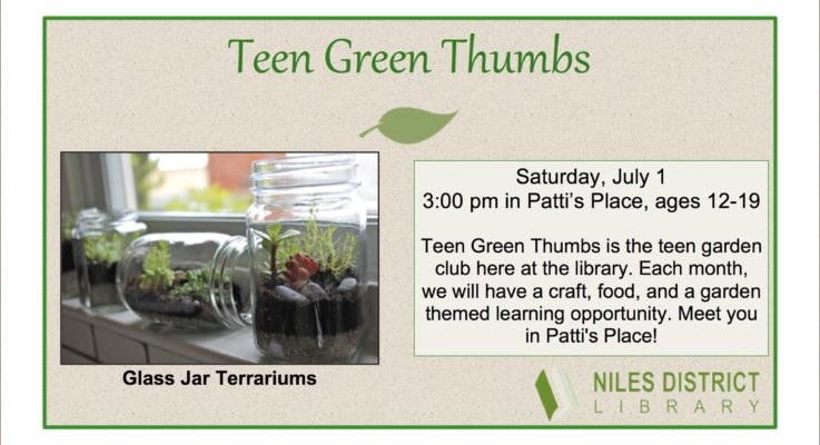Teen Green Thumbs