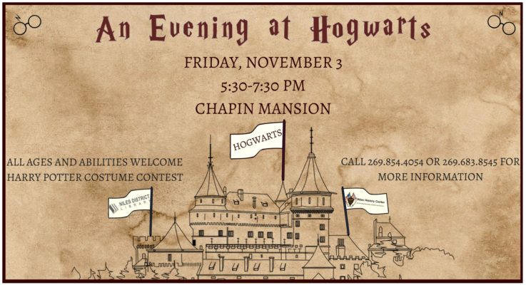 An Evening at Hogwarts