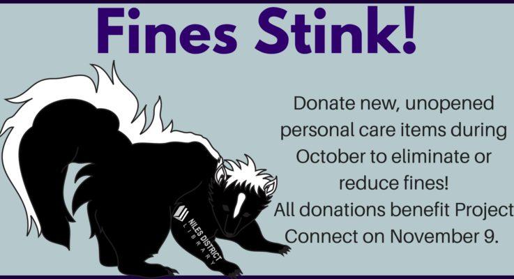 Fines Stink!