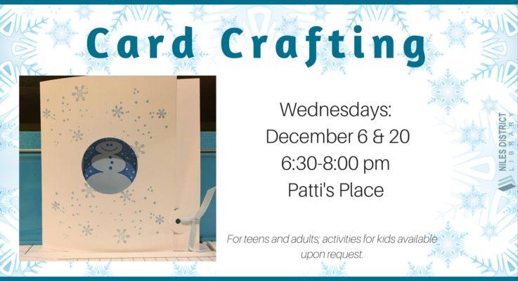 Card Crafting!