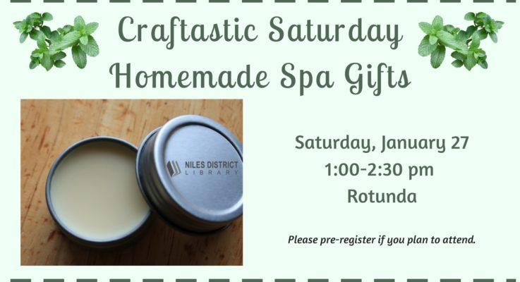 Craftastic Saturday JAN18