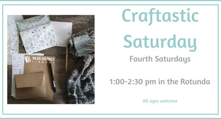 Craftastic Saturday